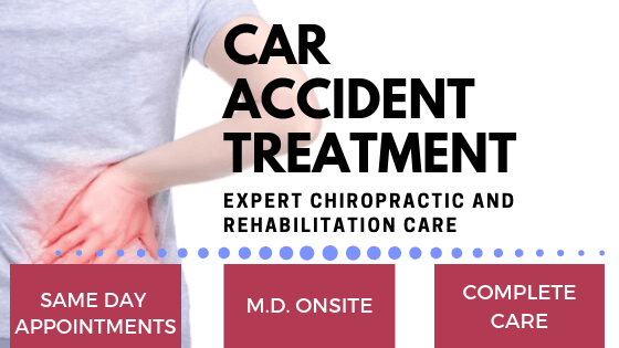 car accident rehabilitation team rehab